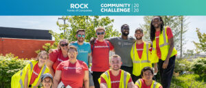 2020 Rock FOC Community Challenge team members