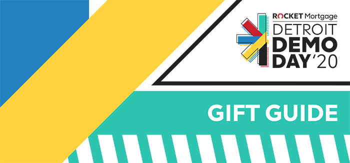 Detroit Demo Day Gift Guide