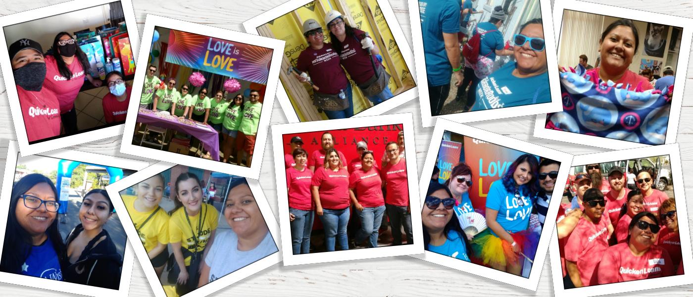 Oliva Castro Volunteer Photos