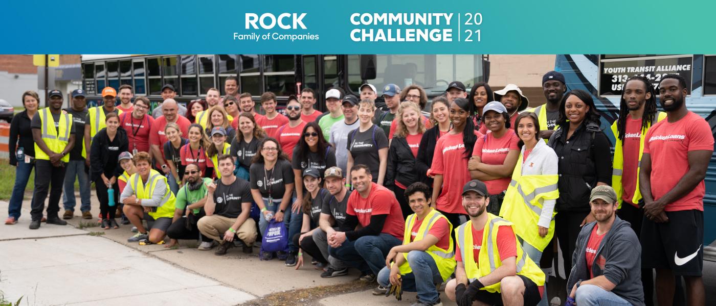 Community Challenge 2021