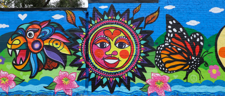 Small Business Murals Project 2021